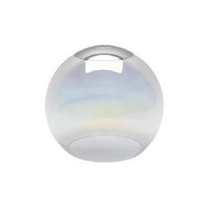 Photo of Tesco Coloured Glass Pendant Iridescent Lighting
