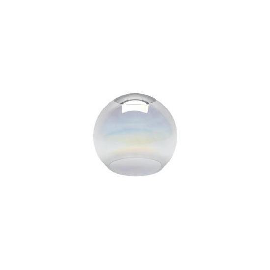 Tesco Coloured Glass Pendant Iridescent
