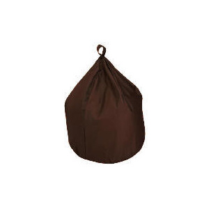 Photo of Bean Bag Cotton Drill, Chocolate Furniture