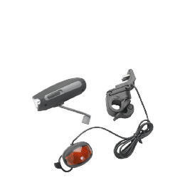 Unicom rechargeable cycle light set Reviews