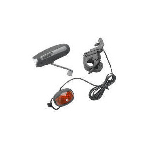 Photo of Unicom Rechargeable Cycle Light Set Cycling Accessory