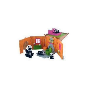 Photo of In My Pocket Jungle Panda Hut Playset Toy