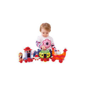 Photo of In The Night Garden Giant Ninky Nonk Train Toy