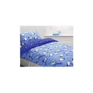 Photo of Tesco Kids Counting Sheet Duvet Bedding