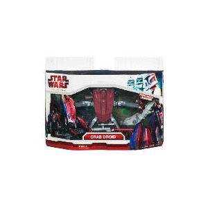 """Photo of Star Wars 3.75"""" Deluxe Figure & Vehicle Toy"""