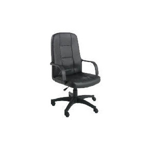 Photo of Hamburg Office Chair, Black Furniture