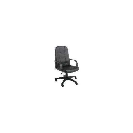 Hamburg Office Chair, Black