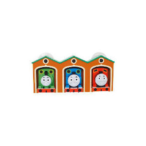 Photo of Thomas The Tank Engine Tidmouth Bath Sheds Toy