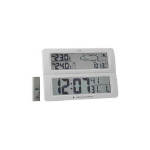Photo of Acctim Delta Digital Weather Station Clock Home Miscellaneou