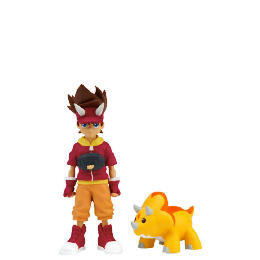 "Dinosaur King Deluxe 6"" Figure Reviews"