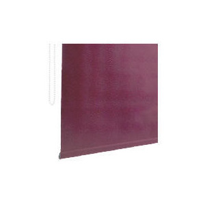 Photo of Thermal Blackout Blind 90CM Plum Curtain