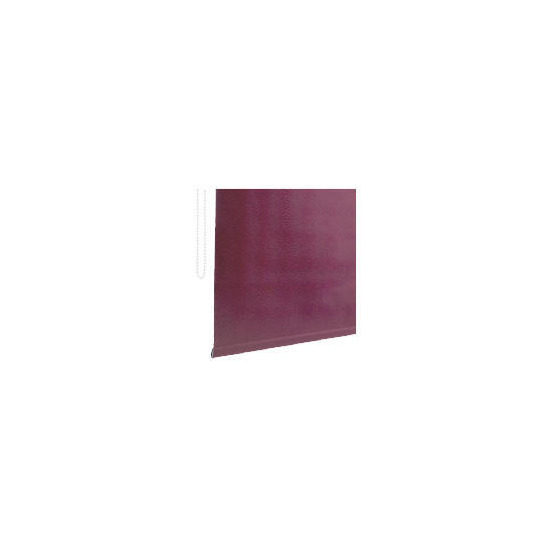 Thermal Blackout Blind 90cm Plum