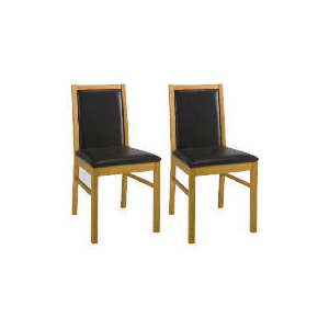 Photo of Pair Of Hanoi Chairs, Oak Furniture