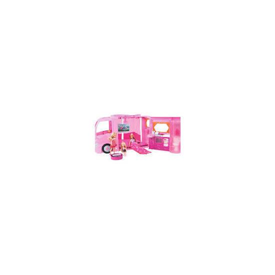 Barbie Pink Camper Van
