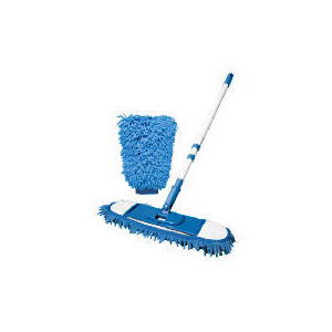 Photo of JML Microfibre Super Mop & Mitt Cleaning Accessory