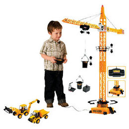 JCB Crane & Vehicle Playset Reviews