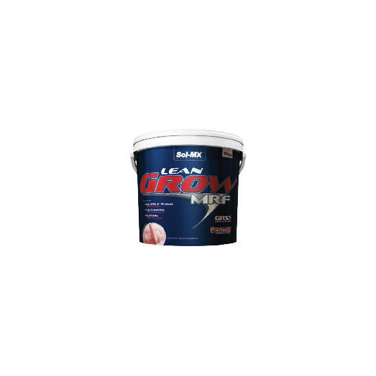 Sci Mx 5 KG Tub Lean Grow Strawberry