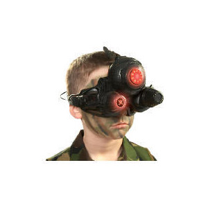 Photo of HM Armed Forces Deluxe Night Vision Goggles Toy
