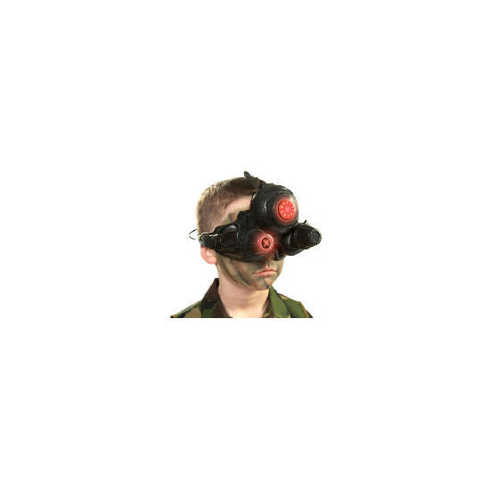 HM Armed Forces Deluxe Night Vision Goggles