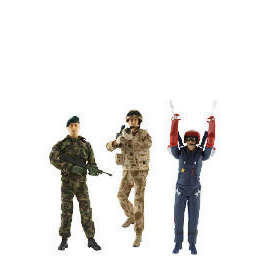 HM Armed Forces 3 Figure Pack Reviews