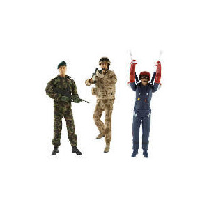 Photo of HM Armed Forces 3 Figure Pack Toy