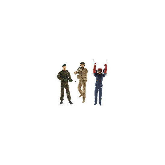 HM Armed Forces 3 Figure Pack