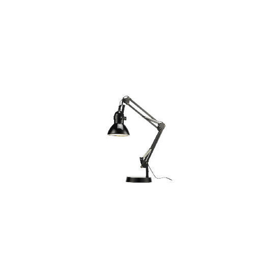 Tesco Retro Desk Lamp Black