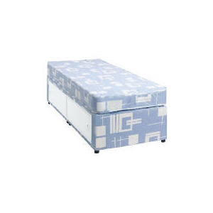 Photo of Tesco Value Single Slidestore Divan Set Bedding