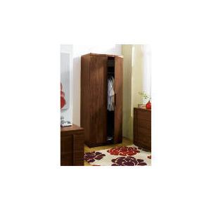 Photo of Brandon 2 Door Wardrobe, Walnut Effect Furniture