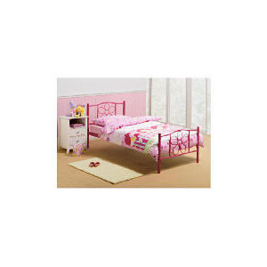 Photo of Molly Single Bed Fushia Bedding