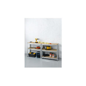 Photo of Clarke Shelving Unit Household Storage