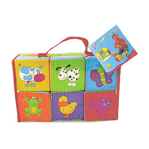 Photo of Galt Soft Blocks Toy