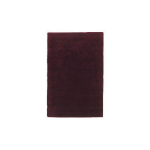 Photo of Tesco Wool Rug 100X150CM Plum Rug