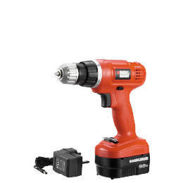 Black and Decker 9.6V Drill Reviews