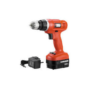 Photo of Black and Decker 9.6V Drill Power Tool