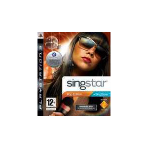 Photo of SingStar: Pop Edition (PS3) Video Game