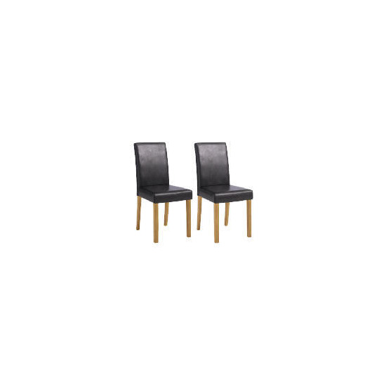 Pair of Milton Chairs, Brown