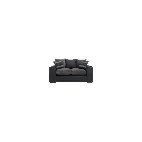 Inca Sofa, Black & Charcoal