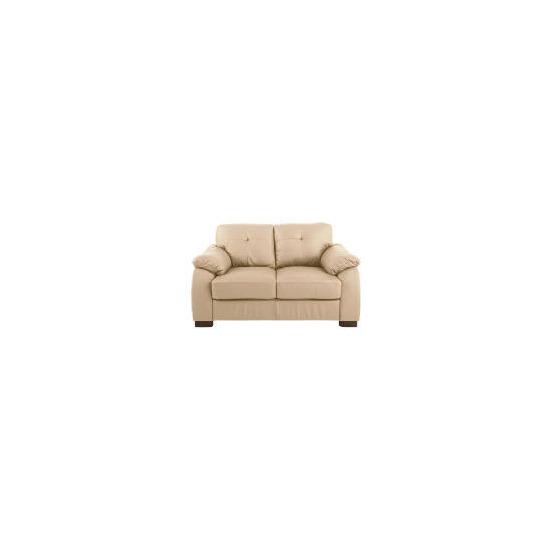 Modena Leather Sofa, Cream