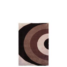 Tesco Graduated Semi Circles Rug 120x170cm Natural Reviews