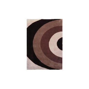 Photo of Tesco Graduated Semi Circles Rug 120X170CM Natural Rug