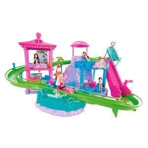 Photo of Polly Pocket Rollercoaster Hotel Toy