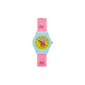 Photo of PEPPA PIG TIME TEACHER WATCH Jewellery Woman