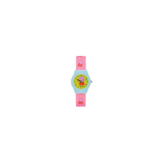 PEPPA PIG TIME TEACHER WATCH