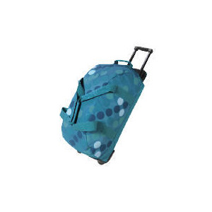 Photo of Constellation Dot Wheeled Holdall Luggage
