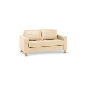 Photo of Italy Leather Sofa, Ivory Furniture