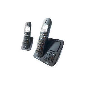 Photo of Philips CD5652B Twin Telephone Landline Phone