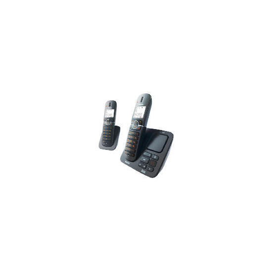 Philips CD5652B Twin Telephone