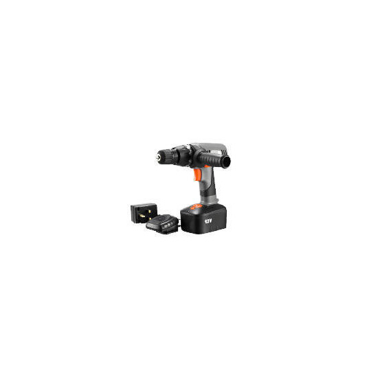 Powerforce 12v Cordless Drill/Driver