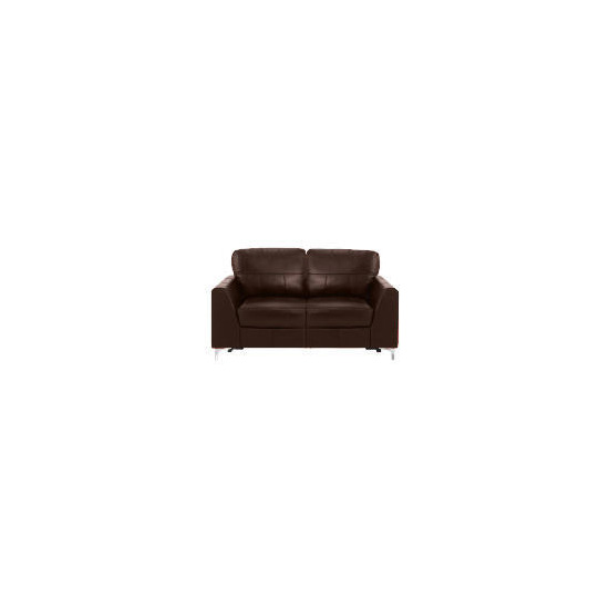 Westport large Leather Sofa, Chocolate